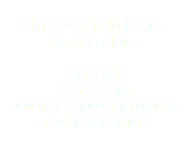Large Orbifold Tarot